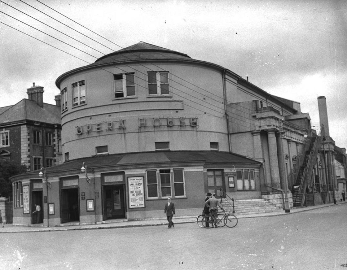 Image - Cork Opera House 1955