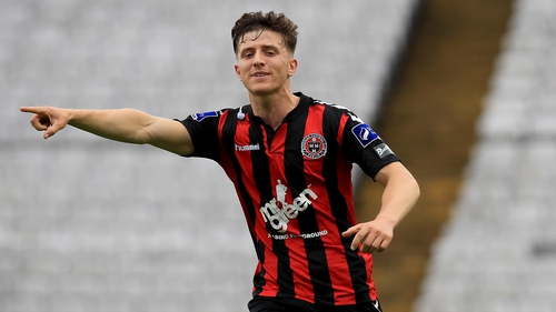 Keith Long has rejoined Bohemians after his year at Bray Wanderers
