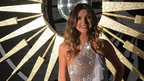 Dancing with the Stars contestant Alannah Beirne eyes up competition