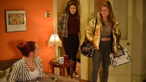 Tiffany Butcher surprises Whitney on EastEnders