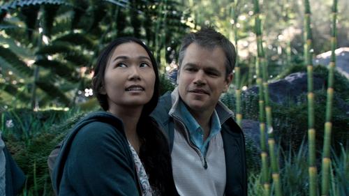 Downsizing actress Hong Chau praises co-star Matt Damon