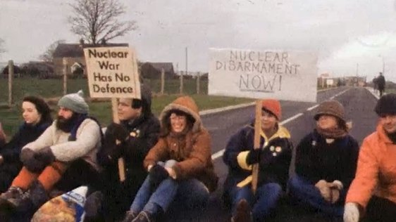 Nuclear Protest (1983)