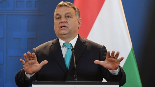 Concern over Orban's rule by decree