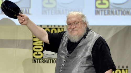 George RR Martin - Will executive produce the series of his novella Nightflyers