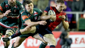 Rory Scannell says Munster must keep their heads