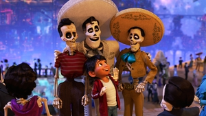 Director and producer of Pixar movie Coco talk to RTÉ Entertainment