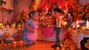 Coco's director and producer love strong female characters in the Pixar film