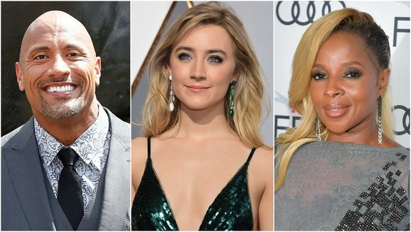 Saoirse Ronan, Mary J. Blige & The Rock to join Hollywood protest