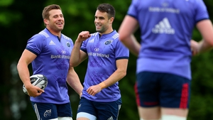 CJ Stander and COnor Murray were absent from the Munster team that was defeated by Ulster last time out