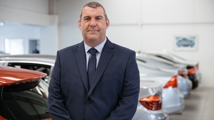 Donal Murphy, Bluestone Ireland's Managing Director, eyes further growth for the company