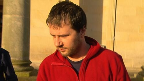Tomasz Paszkiewicz was arrested by gardaí in Cork yesterday