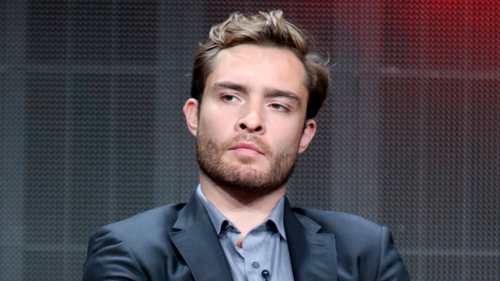 Ed Westwick cut from new BBC Drama