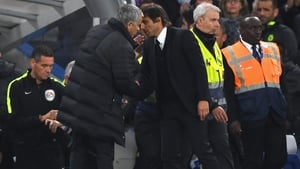 Jose Mourinho and Antonio Conte go head to head again this weekend