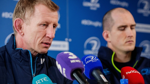Leo Cullen believes that Leinster could recover from a defeat this weekend