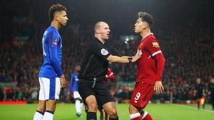 Mason Holgate and Roberto Firmino will face no FA action