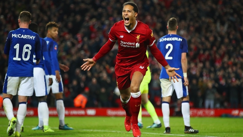Virgil van Dijk has been one of Liverpool's most important players, according to Didi Hamann