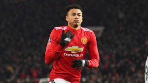 Jesse Lingard has fallen down the pecking order at Manchester United