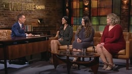 Tia Duffy, Stacey Dineen, Sarah Tyrrell  | The Late Late Show