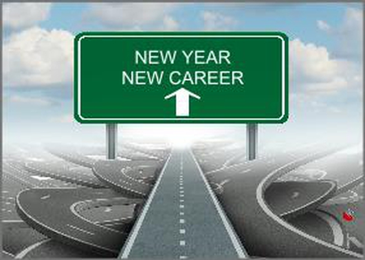 New Year New Career