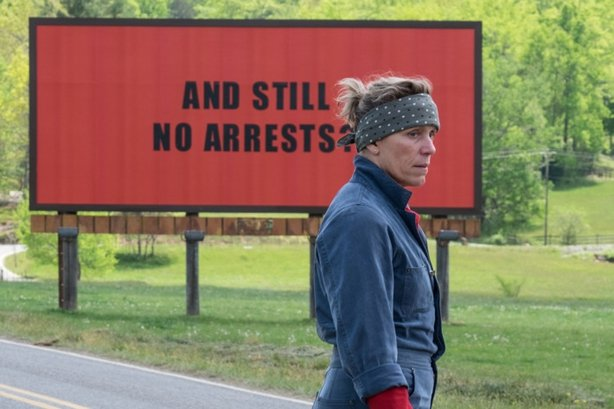 "Three Billboards star Frances McDormand ""happily reunited"" with Oscar after it had been stolen"