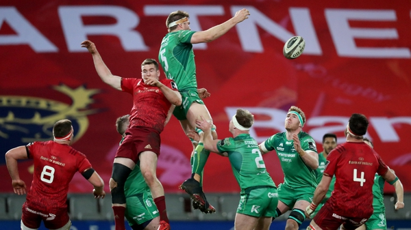 Munster bid to make it four from four against Connacht