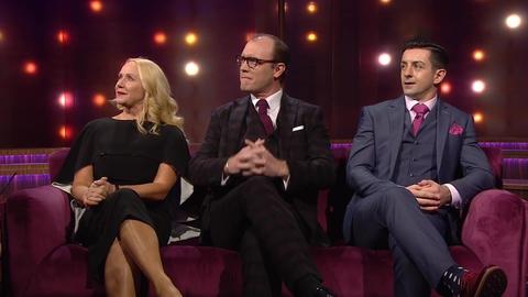 Loraine Barry, Brian Redmond and Aidan O'Mahony | The Ray D'Arcy Show
