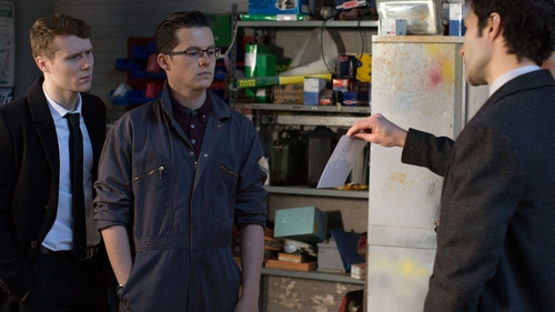 Ben and Jay face police enquiries in Eastenders