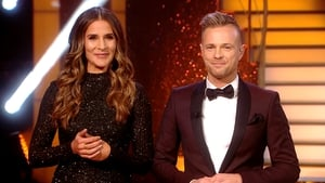 Amanda Byram and Nicky Byrne host Dancing with the Stars