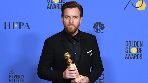 Ewan McGregor won a Golden Globe award for his role in Fargo