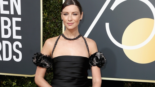 Caitriona Balfe reveals she is engaged