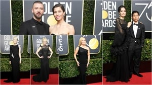 The Golden Globes 2018 Red Carpet Fashion