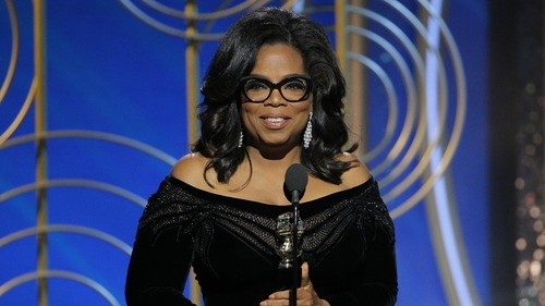 Oprah iterates not to run for United States president