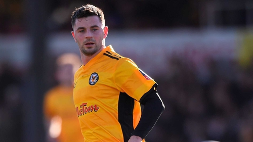 Padraig Amond: 'When you're training ground goes on fire there's not millions in the bank to go and build a new one.'