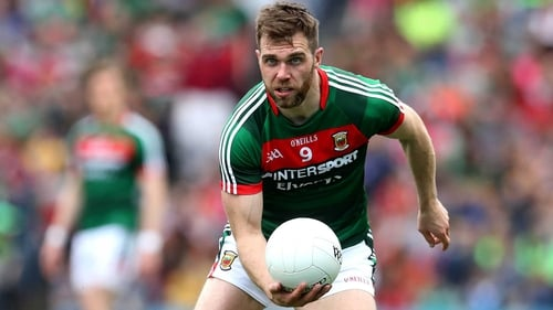 Seamus O'Shea is set to miss the bulk of Mayo's Allianz League campaign
