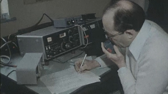 Amateur radio enthusiast, 1978