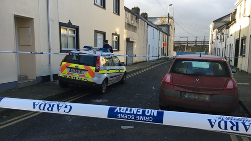 Martin Clancy was found dead at his apartment in Little O'Curry Street last Sunday night