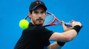 Andy Murray has not played competitively since Wimbledon last summer