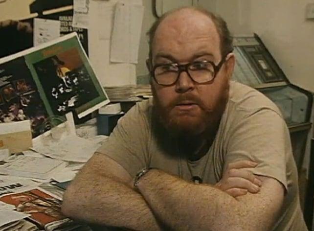 Dubliner Ted Carroll (1978)