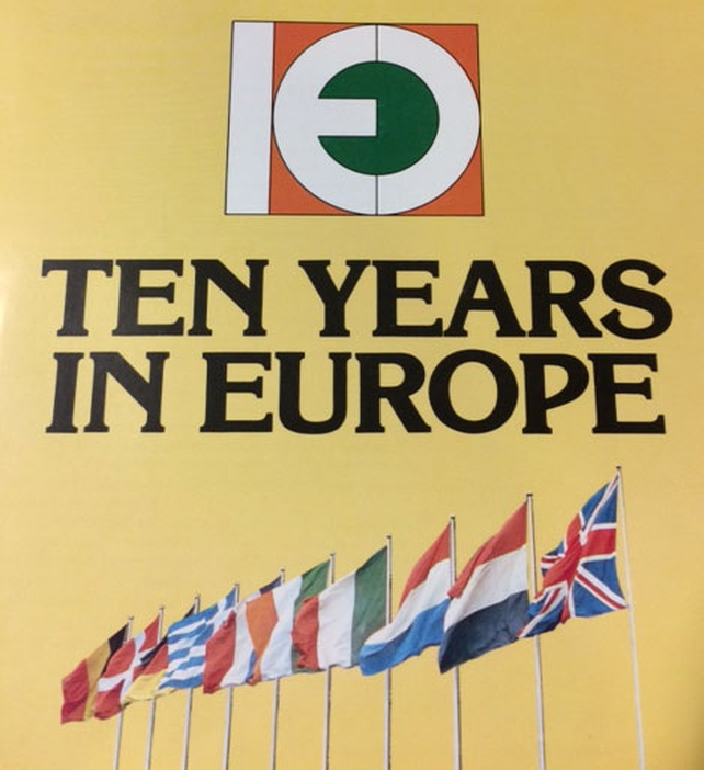 10 Years in Europe