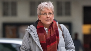 Carrie Gracie has won support from dozens of colleagues at the BBC