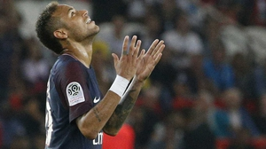 Neymar is valued at €213m