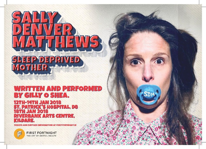 "First Fortnight Festival - ""Sally Denver Matthews"" by Gilly O'Shea"