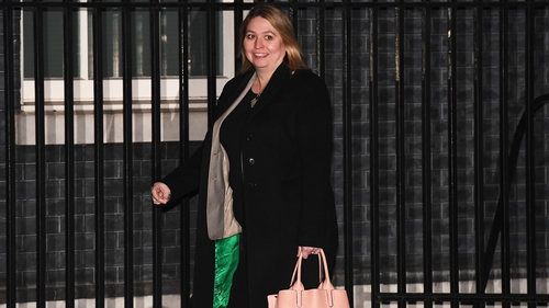 Karen Bradley appointed Northern Ireland Secretary