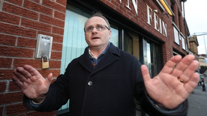 Barry McElduff said he did not realise any link between the brand name and the Kingsmill attack