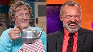 Brendan O'Carroll's All Round to Mrs Brown's and The Graham Norton Show are nominated for the Bruce Forsyth Entertainment Award