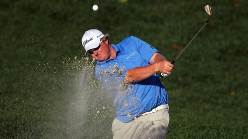 PGA Tour suspends Fritsch for doping violation