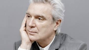 Long Time Gone -David Byrne: first solo LP in 14 years