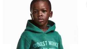 H&M said it was 'deeply sorry' that the picture was taken