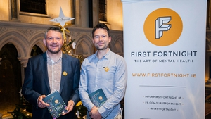 JP Swaine and David Keegan - co-founders of First Fortnight
