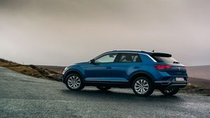 VW's new T-Roc, now on sale in Ireland, may overtake the Golf as the company's most popular car.